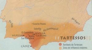 tartessos mapa