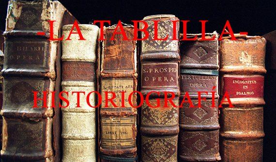 Historiografia: ¿cómo trabajan los historiadores?.