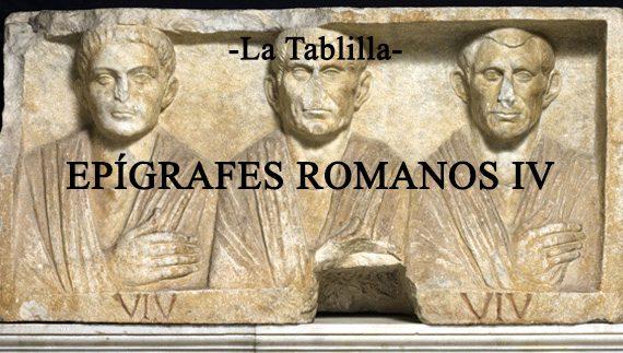 Descifrando epígrafes romanos IV: Religión y mundo sacerdotal