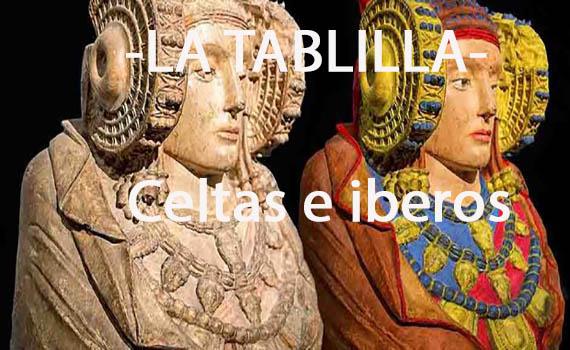 Península ibérica protohistórica. ¿Una cuestión entre celtas e iberos?
