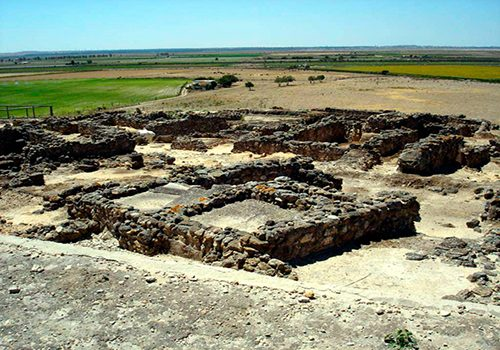Localizado el puerto fenicio del Castillo de Doña Blanca