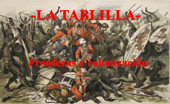 Conflictos de frontera. La huella del Colonialismo del siglo XIX