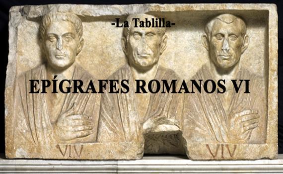 Descifrando epígrafes romanos VI: Ocio y espectáculos I.