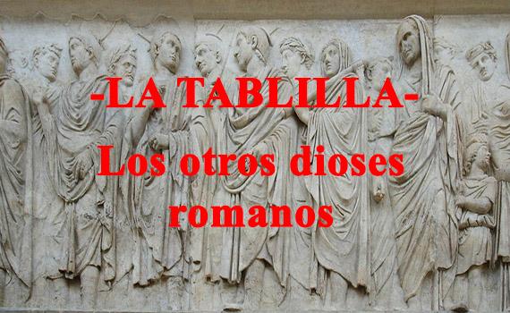 Los otros dioses romanos. Más allá de la tradición canónica.