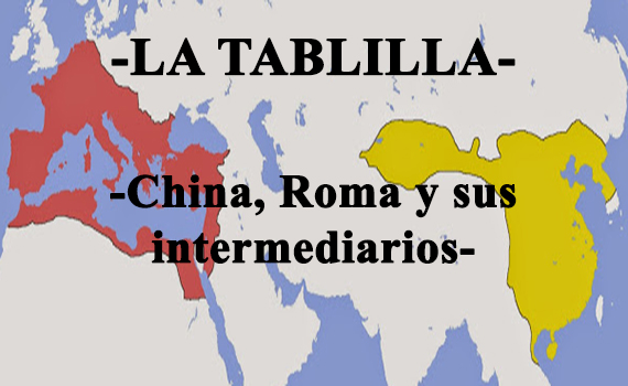 China, Roma y sus intermediarios. Rompiendo la idea de bloques independientes.