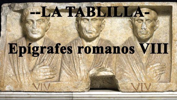 Descifrando epígrafes romanos VIII: Esclavos.