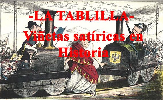 Las viñetas satíricas como elemento de análisis histórico.